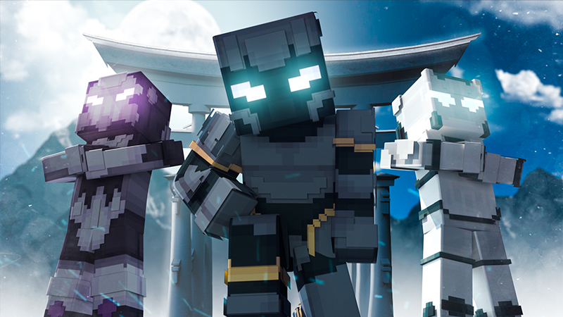 Demon Hunters on the Minecraft Marketplace by 4KS Studios
