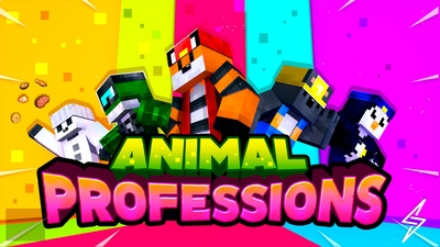 Animal Professions on the Minecraft Marketplace by Senior Studios