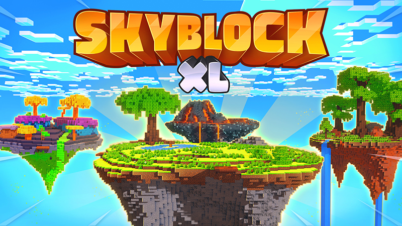 SkyBlock XL on the Minecraft Marketplace by Norvale