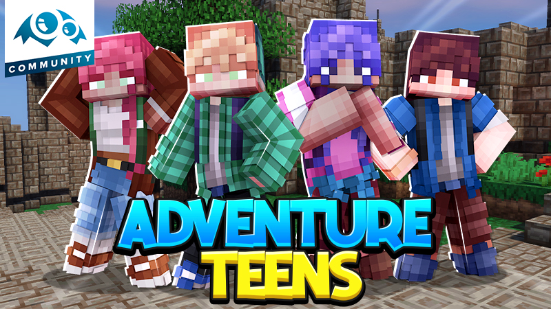 Adventure Teens on the Minecraft Marketplace by Monster Egg Studios