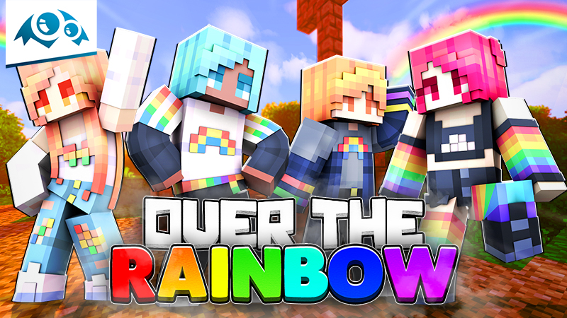Over the Rainbow on the Minecraft Marketplace by Monster Egg Studios