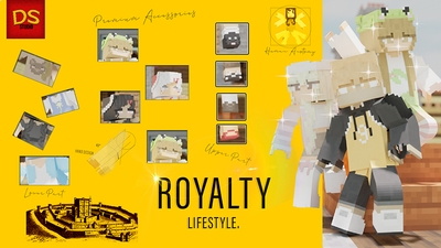 Royalty Lifestyle on the Minecraft Marketplace by Netherpixel