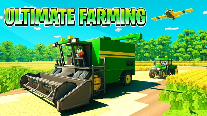 Ultimate Farming on the Minecraft Marketplace by BBB Studios