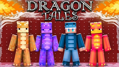 Dragon Tales on the Minecraft Marketplace by The Lucky Petals