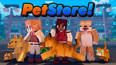 Pet Store on the Minecraft Marketplace by Nitric Concepts