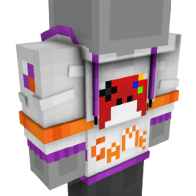 Gamer Hoodie on the Minecraft Marketplace by The Craft Stars