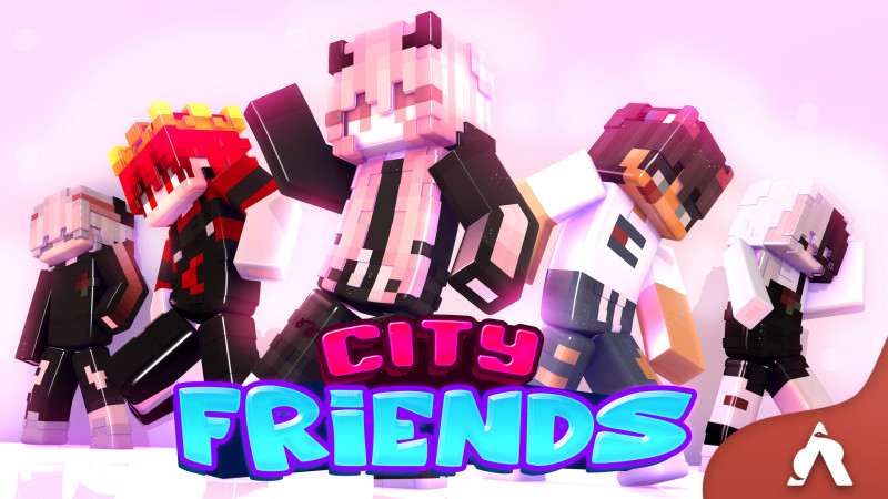 City Friends 2021 on the Minecraft Marketplace by Atheris Games