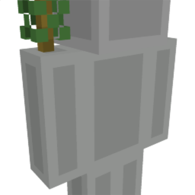 Shoulder Tree on the Minecraft Marketplace by The Lucky Petals