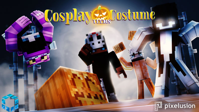 Cosplay Costume Teens on the Minecraft Marketplace by Pixelusion