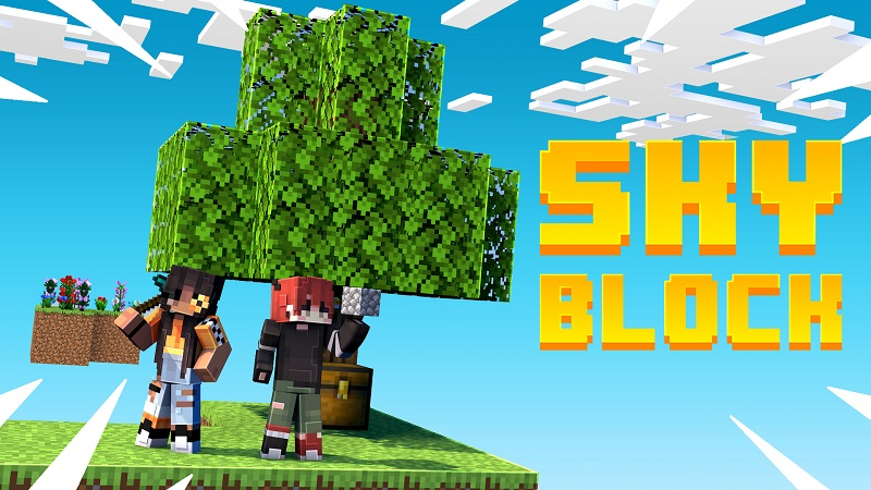 Skyblock on the Minecraft Marketplace by Nitric Concepts