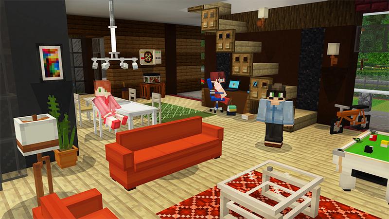 Furniture: Modern in Minecraft Marketplace  Minecraft