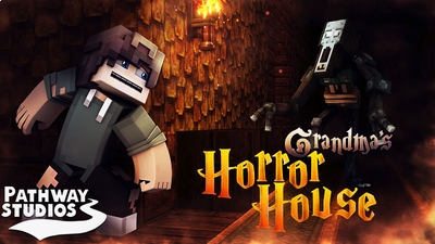 Grandmas Horror House on the Minecraft Marketplace by Pathway Studios