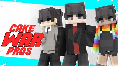 Cake War Pros on the Minecraft Marketplace by ChewMingo