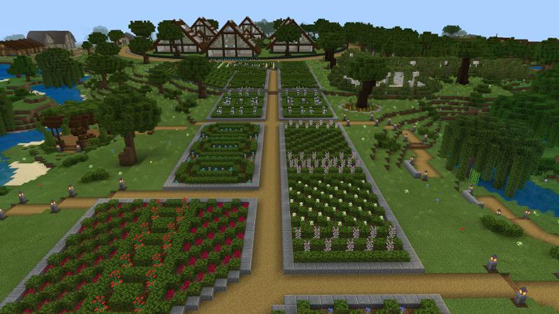 Delta Gardens by BTWN Creations