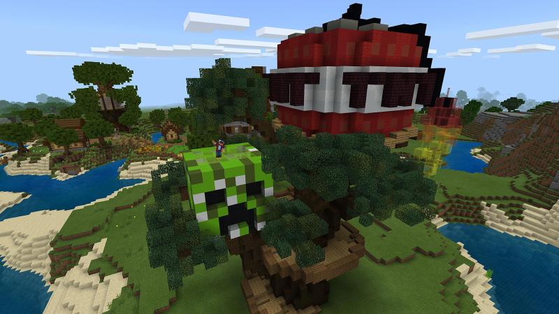 Craftable: Treehouses - Screenshot