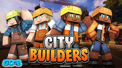City Builders on the Minecraft Marketplace by GoE-Craft