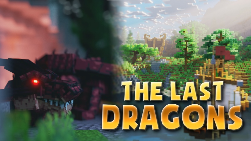The Last Dragons on the Minecraft Marketplace by Fall Studios