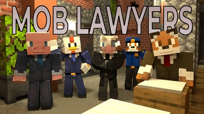 Mob Lawyers on the Minecraft Marketplace by BLOCKLAB Studios