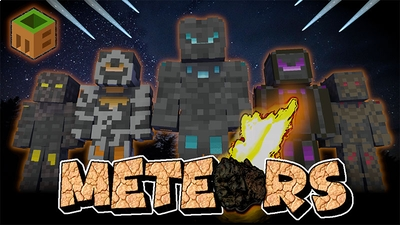 Meteors on the Minecraft Marketplace by MobBlocks