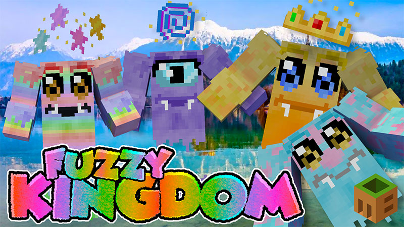 Fuzzy Kingdom on the Minecraft Marketplace by MobBlocks