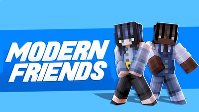 Modern Friends on the Minecraft Marketplace by Vertexcubed