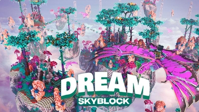 Dream Skyblock on the Minecraft Marketplace by Vertexcubed