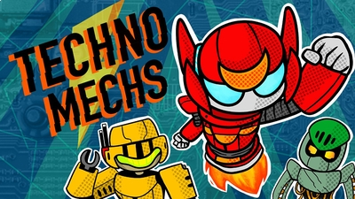 Techno Mechs on the Minecraft Marketplace by BBB Studios