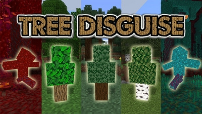 Tree Disguise on the Minecraft Marketplace by Dig Down Studios
