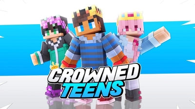 Crowned Teens on the Minecraft Marketplace by Vertexcubed