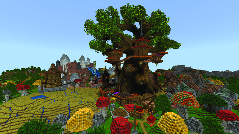 The Pusky Village by Pathway Studios