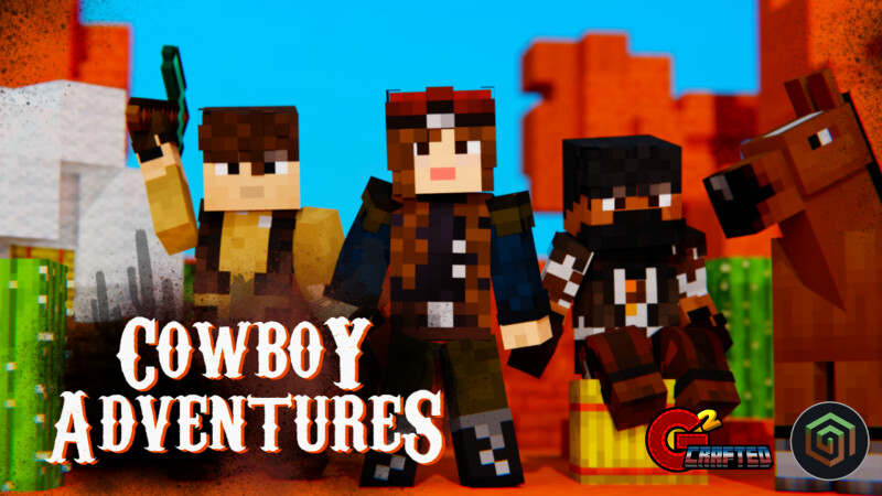 Cowboy Adventures on the Minecraft Marketplace by G2Crafted