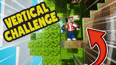 Vertical Challenge on the Minecraft Marketplace by Chunklabs