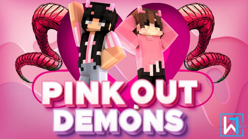 Pink Out Demons on the Minecraft Marketplace by Waypoint Studios