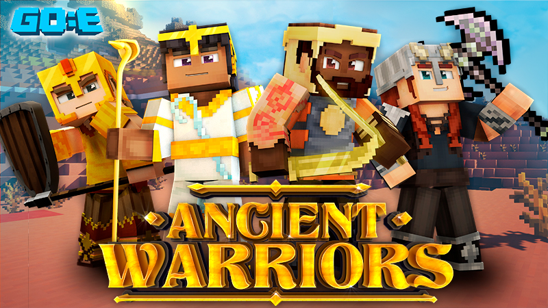 Ancient Warriors on the Minecraft Marketplace by GoE-Craft