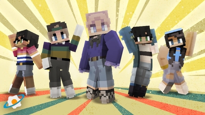 Retro Clothes on the Minecraft Marketplace by NovaEGG