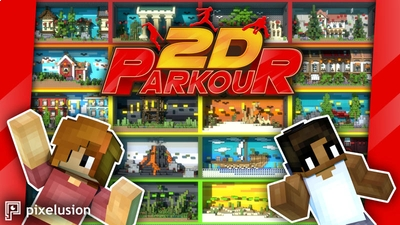 2D Parkour on the Minecraft Marketplace by Pixelusion