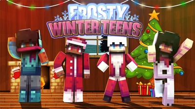 Frosty Winter Teens on the Minecraft Marketplace by Kubo Studios