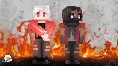 Volcano Teens on the Minecraft Marketplace by NovaEGG