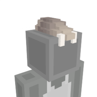 Dino Helmet on the Minecraft Marketplace by RareLoot