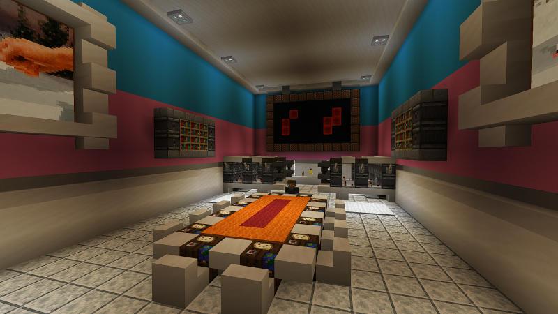 Hacker Base by BLOCKLAB Studios