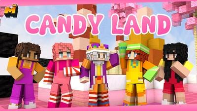 Candyland on the Minecraft Marketplace by Mineplex