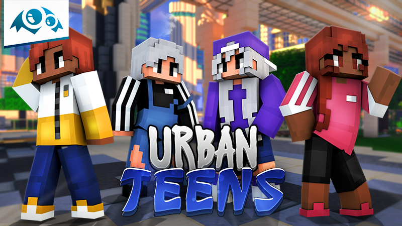 Urban Teens on the Minecraft Marketplace by Monster Egg Studios
