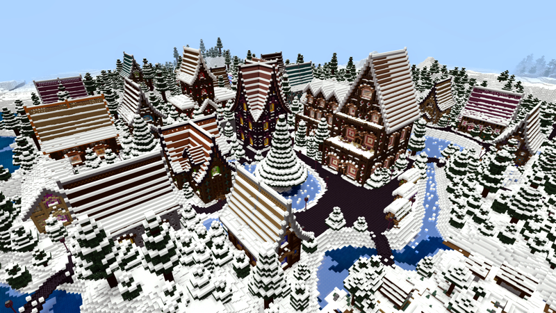 Holiday in Winterblocks by Blocks First
