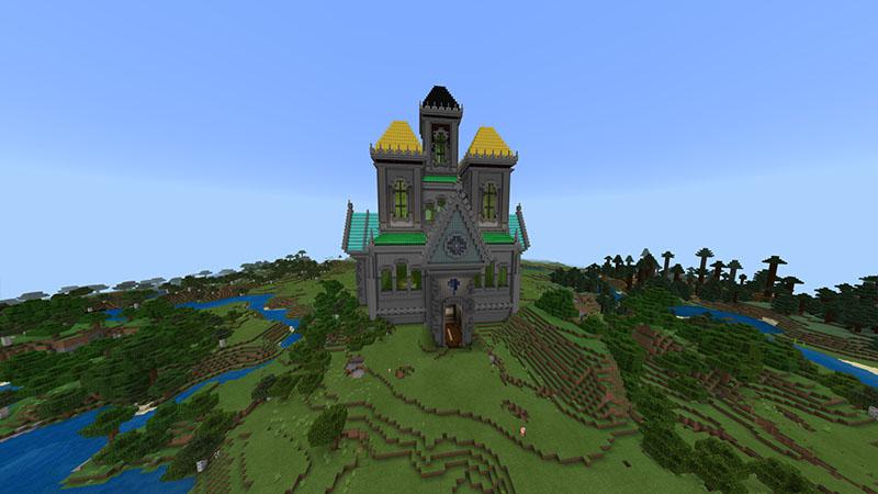 OP Castle by Odyssey Builds