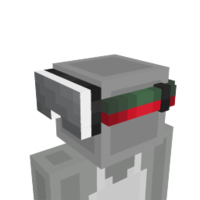 Ski Goggles on the Minecraft Marketplace by Ready, Set, Block!
