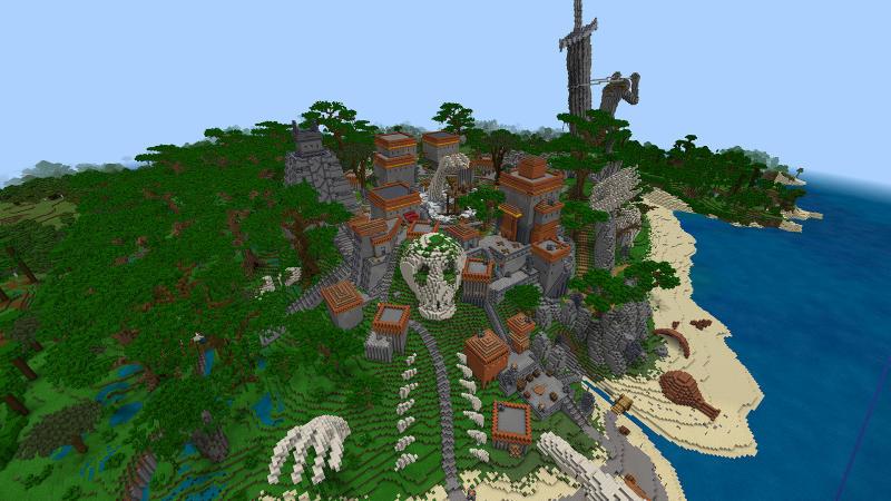The Curse of Titan Peaks by BLOCKLAB Studios