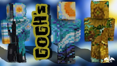 Goghs on the Minecraft Marketplace by Dragnoz