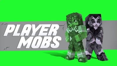 Player Mobs on the Minecraft Marketplace by Vertexcubed