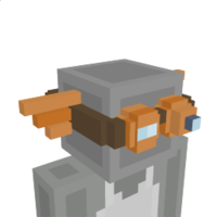 Steampunk Elf Googles on the Minecraft Marketplace by MobBlocks