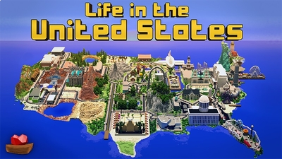 Life in the United States on the Minecraft Marketplace by Lifeboat